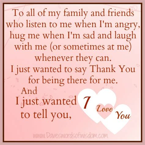 thank you letter to a friend for being there thank you for being in my quotes quotesgram