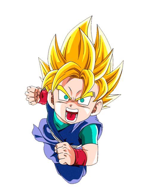 imagenes son goku goku saiyan imagenes de dibujos animados