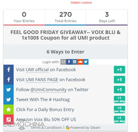 Umi Giveaway - umi launches weekly september giveaway win umi products coupons every week