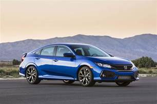 2017 honda civic si drive a return to the origins