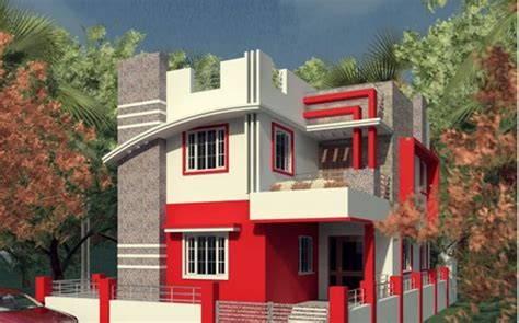 outside design of house in indian home exterior designs top 10 modern trends