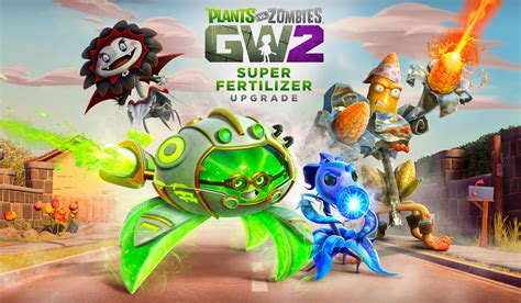 plants  zombies garden warfare  site oficial