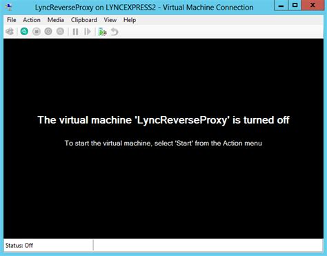 Configure Xp Reverse Proxy | configuring the reverse proxy server for express for lync