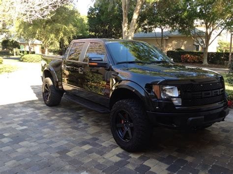 Build My Own Ford Raptor by Build Your Own F150 Roush Raptor Autos Weblog