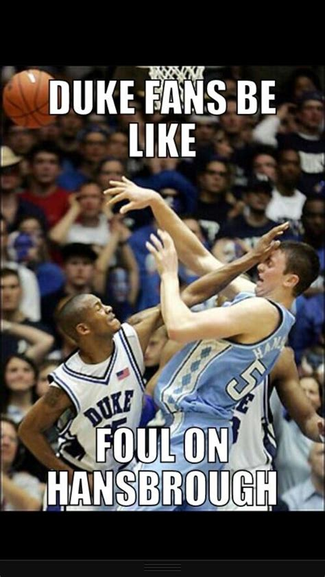 Unc Basketball Meme - typical dook photo creds unc tweets on instagram unc