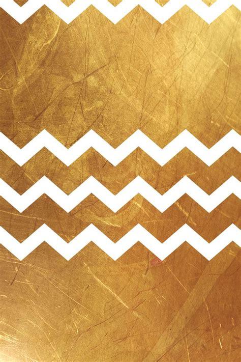 gold  white chevron wallpaper wallpapersafari