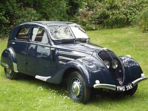 peugeot saloon cars for sale 1936 peugeot airflow saloon cars hq