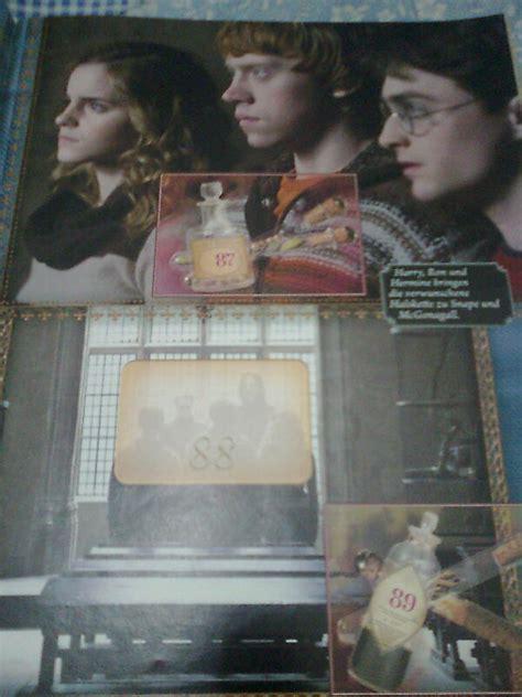 Buku Novel Bekas The Way Of Shadows Majalah Stiker Harry Potter Bukubb
