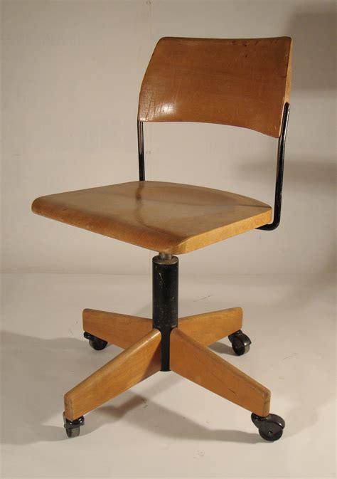 Chaise Bureau Bois