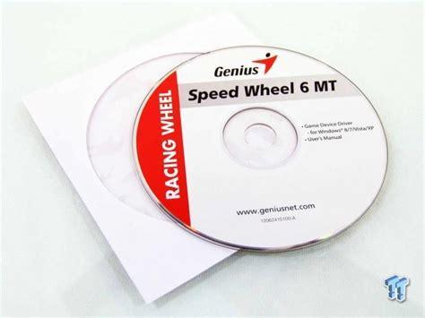 Harga Genius Speed Wheel 6 Mt by Genius Speed Wheel 6 Mt Vibration Feedback Racing Wheel Review
