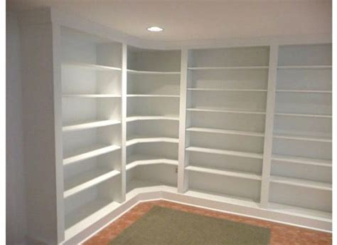 Corner Bookcase Plans 27 Luxury Built In Corner Bookcases Yvotube