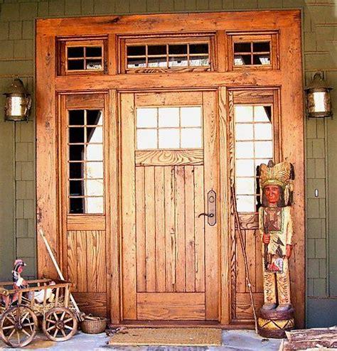 log home entry doors wood exterior doors doors design