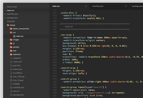 atom css themes 50 incredible freebies for web designers