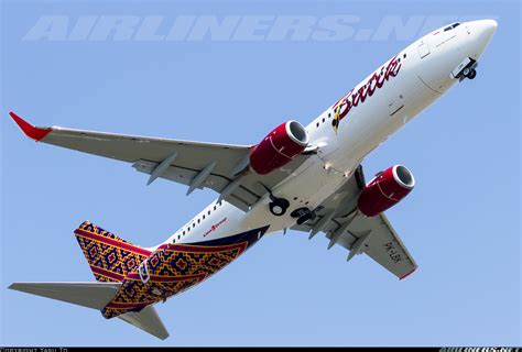 batik air boeing 737 boeing 737 8gp batik air aviation photo 2499311