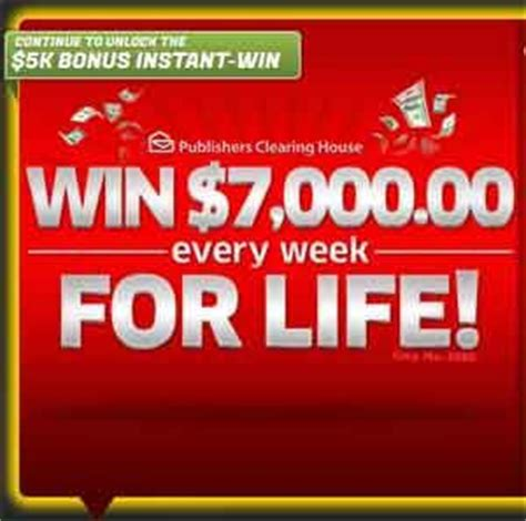 Pch 5000 A Week For Life Entry - top 25 ideas about winning on pinterest my name ipad