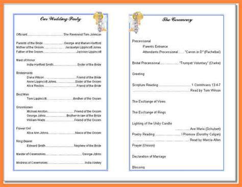 Free Printable Church Program Template Invitation Template Free Church Bulletin Templates