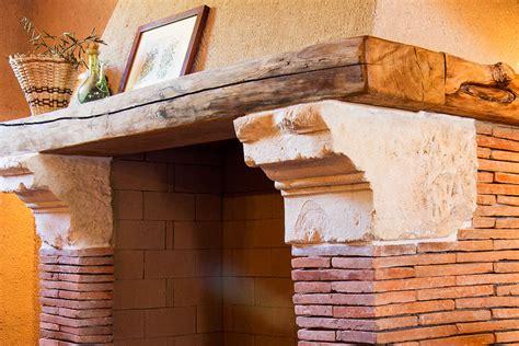 costruzione di un camino camini in muratura mattoni e pietraimpresa edile illasi