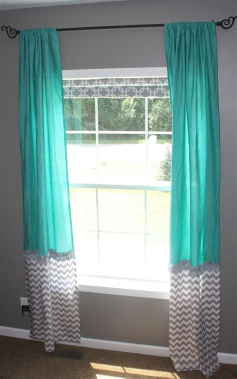 white and teal curtains 25 best ideas about teal curtains on pinterest aqua