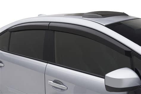 subaru windows 2016 subaru wrx window visor sedan window