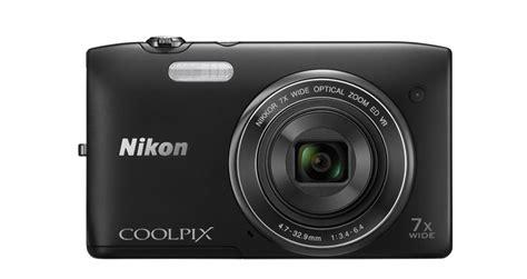 Kamera Nikon Coolpix S3500 13 kamera digital murah panduan membeli