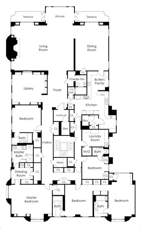 washington floor plan socketsite the full floor plan monty for 2006