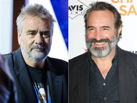 jean dujardin new movie the french detective besson to direct dujardin in abc pilot