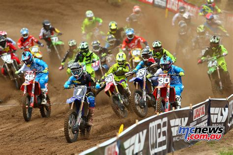 ama motocross gear moto weekly wrap mcnews com au