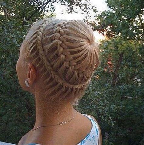 hair syles for round head amazing round the head braid hairstyles haircuts and