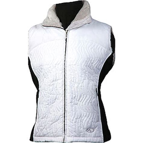 Womens Quilted Vest by Marker Quilted Vest S Glenn
