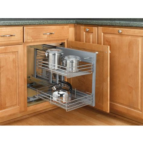 Kitchen Blind Corner Cabinet by Rev A Shelf Kitchen Blind Corner Cabinet Optimizer
