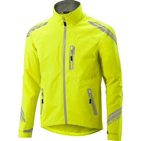 cycling outerwear wiggle altura night vision evo waterproof jacket