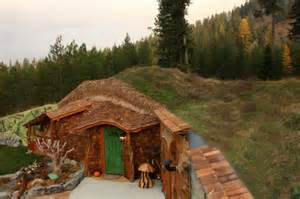 hobbit homes for sale real life hobbit shire exists in the hillsides of montana
