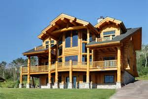 3 story homes 33 stunning log home designs photographs