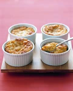 Would You Rather Eat Cheese Or Chocolate Souffl by Savory Sweet Potato Souffles Recipe Martha Stewart