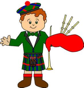 themed party nights scotland free playing bagpipes cliparts download free clip art