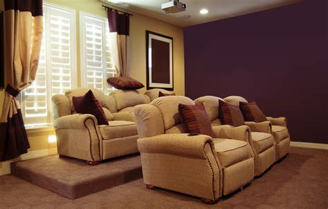 how to make a theater room home theater and media room design ideas