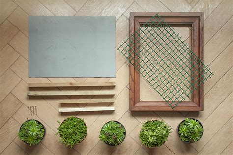 how to make a vertical garden frame diy crafts archives the crafty gentleman