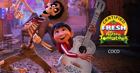 coco film review coco is certified fresh