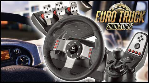 volante g27 prezzo logitech g27 unboxing truck simulator 2