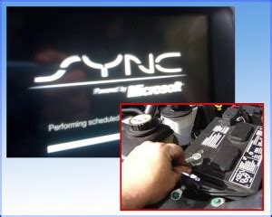 ford sync navigation not working myford touch problems use this quot reboot quot workshop