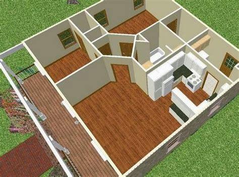 Homestyler Floor Plan planos de casas peque 241 as planos en 3d de casas