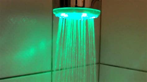 soffioni doccia con led doccia led luminosa doccetta soffione autoalimentata
