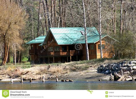 Cabin Creek by Cabin Creek Stock Photos Image 124643