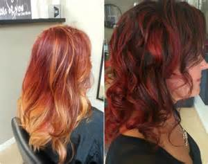 trending hair color 2015 trending red hair color trends 2015