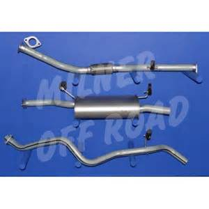 Mitsubishi Delica Exhaust Exhaust Pipe Kit System For Mitsubishi Japanese