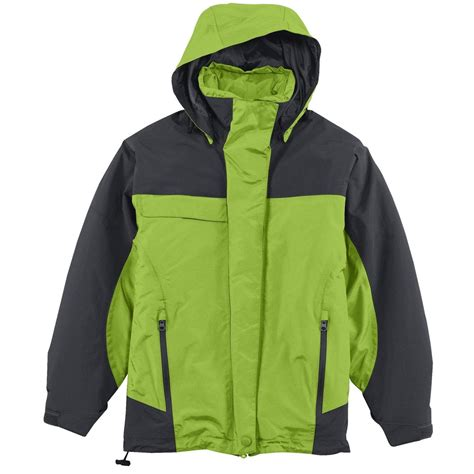 Try A Brightly Coloured Jacket For by Port Authority L792 Nootka Jacket Bright
