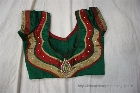Disigen by Patch Work Blouse Designs New Blouse Designs Patch