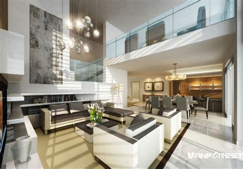 latest living room interior renderings 3d architecture