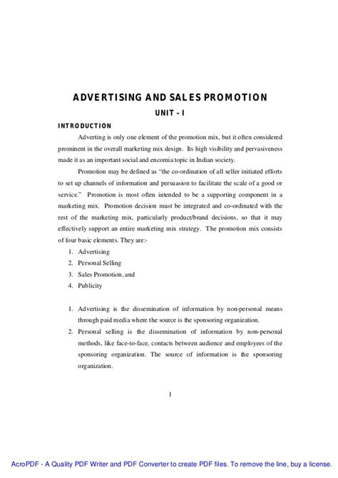 Promotion Letter Introducing New Product 7008195 advertising and sales promotion