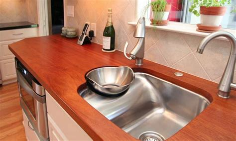 Craft Wood Countertops by Kitchens Universal Builders